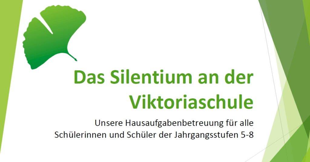 Logo Silentium